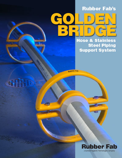 Golden Bridge Hose Support