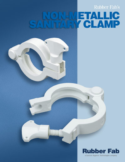 Sanitary Clamps Literature