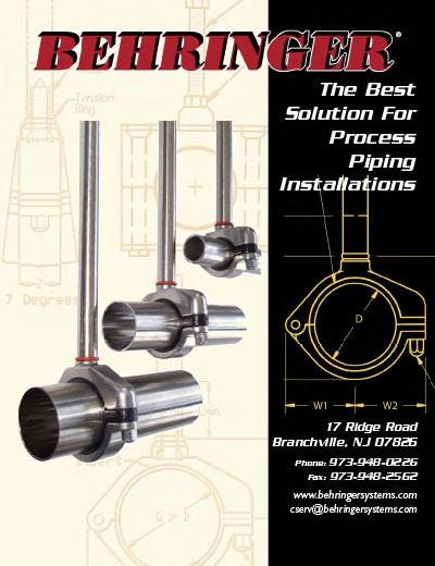 Behringer® Sanitary Catalog