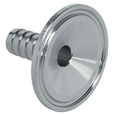 14MPHR-316 Stainless Steel Tri-Clamp® Adapters