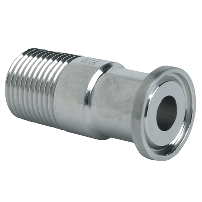 21MP Adapters (Tri-Clamp® x Male Pipe Thread)
