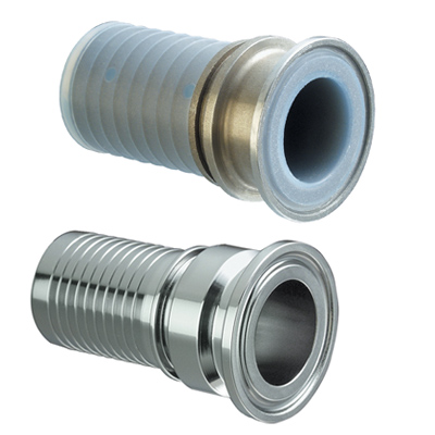 PTFE Lined Tri-Clamp Fittings