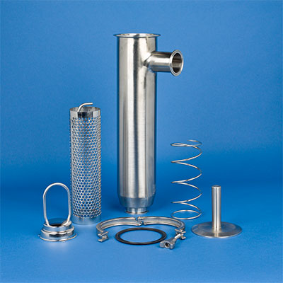 Inline Strainers