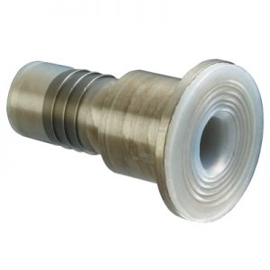Lap Joint Flange Insert - Sanitary Hose Fittings - Rubber Fab