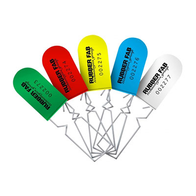 Group of lock and labels in all colors