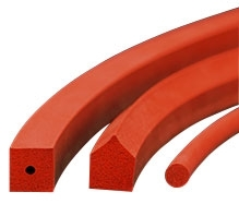 Different red Detectomer cord profiles