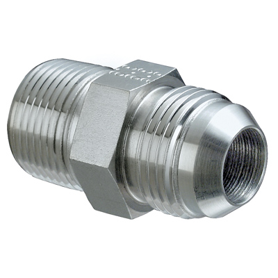 Male JIC Union Adapter x MPT