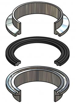 Type I Tri-Clamp®Sanitary Gaskets