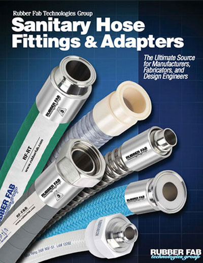 Sanitary Hose, Fittings and Adapters E-Catalog