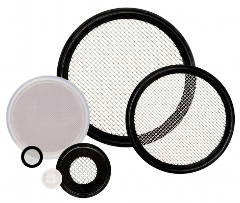 Screen Tri-Clamp® Gaskets